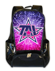 Turners Allstars Indiana Personalized Backpack