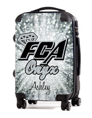"""FCA Onyx 24"""" Check In Luggage"""