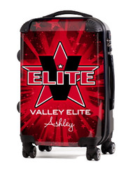 """Valley Elite 20"""" Carry-on Luggage"""
