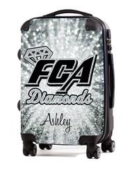 """FCA Diamonds 24"""" Check In Luggage"""