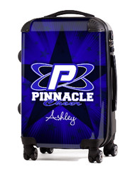 "Pinnacle Cheer 20"" Carry-on Luggage"