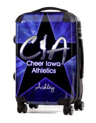 "Cheer Iowa Athletics 20"" Carry-On Luggage"