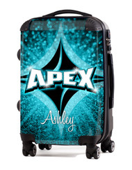 "Apex Cheer 24"" Check In Luggage"