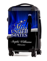 "Miss United States- D 20"" Carry-On Luggage"