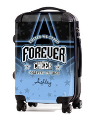 """Utah Forever Cheer 20"""" Carry-on Luggage"""