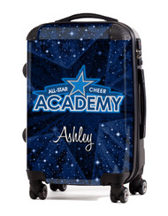 "All-Star Cheer Academy 24"" Check In Luggage"