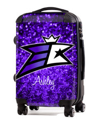 "Express Cheer 20"" Carry-On Luggage"