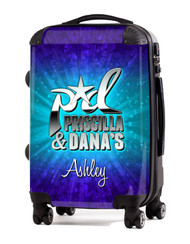 """Priscilla and Dana's School of Dance 20"""" Carry-On Luggage"""