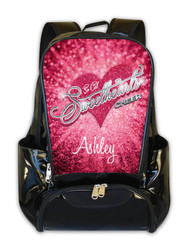 Sweetheart Cheer Personalized Backpack