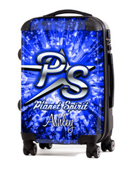 "Planet Spirit Cheer 20"" Carry-On Luggage"