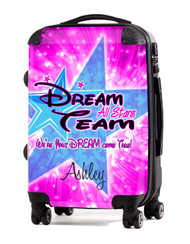 "Dream Team All Stars 24"" Check In Luggage"