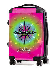 "Cali Coast Elite 20"" Carry-on Luggage"