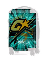 "INSERT FOR GOLD STAR ALL STARS 20"" CARRY-ON LUGGAGE"