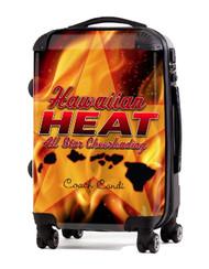 "Hawaiian Heat All Stars 20"" Carry-on Luggage"