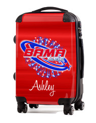 "Bama Allstarz 24"" Check In Luggage"