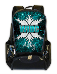 WIDC Cheer and Dance Personalized Backpack