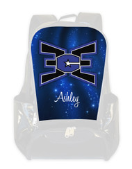 REPLACEMENT FACE- East Celebrity Elite-Personalized Backpack