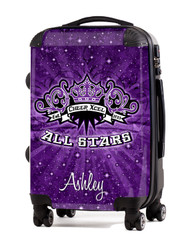 "Cheer Xcel All Stars 20"" Carry-On Luggage"