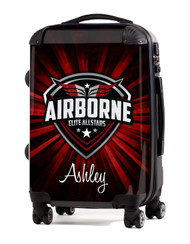 "Airborne Elite Allstars 24"" Check In Luggage"