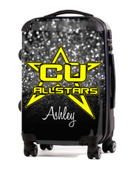 "Clovis United Allstars 20"" Carry-On Luggage"