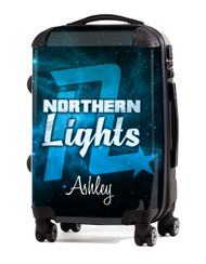 """Northern Lights All-stars 20"""" Carry-On Luggage"""
