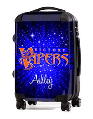 """Victory Vipers 24"""" Check In Luggage"""