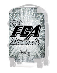 """REPLACEMENT INSERT for FCA Diamonds 24"""" Check-in"""