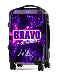 "Bravo All Stars 20"" Carry-On Luggage"