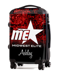 """Midwest Elite 20"""" Carry-On Luggage"""