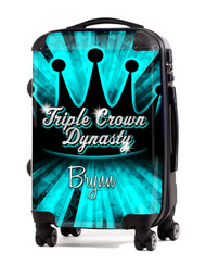 "Triple Crown Dynasty - 20"" Carry-On Luggage"