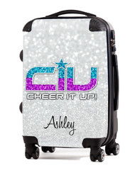 """CHEER IT UP! 20"""" Carry-On Luggage"""