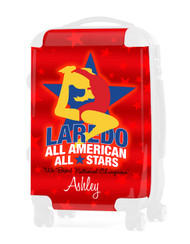 "INSERT FOR LAREDO ALL AMERICAN ALL STARS - 24"" Check-in Luggage"