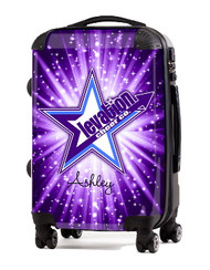 """Elevation Cheer Co. 20"""" Carry-on Luggage"""