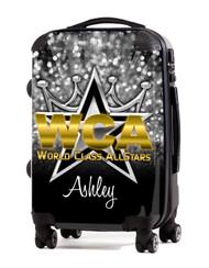 "World Class Allstars 20"" Carry-On Luggage"
