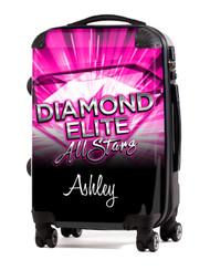 """Diamond Elite Allstars - 24"""" Check In Luggage"""