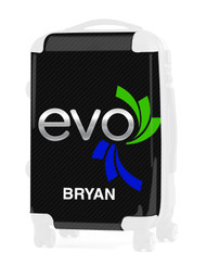 """Insert Replacement - Evo Athletics Black for 20"""" Carry-On Luggage"""