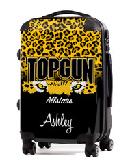 "Top Gun All Stars Cheer v3 24"" Check In Luggage"