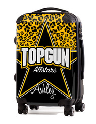 """Top Gun All Stars Cheer v4 24"""" Check In Luggage"""
