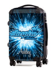 """Inspire Athletics Cheer 20"""" Carry-On Luggage"""