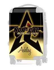 """Replacement Insert for Norcal Elite Allstars- 20"""" Carry-on Luggage"""