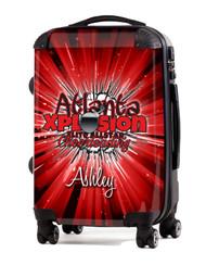 "Atlanta Xplosion Elite 24"" Check In Luggage"