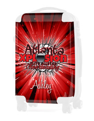 """Replacement Insert for Atlanta Xplosion Elite- 20"""" Carry-on Luggage"""