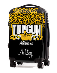 "Top Gun All Stars Cheer v1 24"" Check In Luggage"