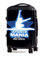 "Dance Mania Allstars 24"" Check In Luggage"