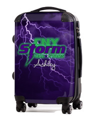 "CNY Storm Allstars 24"" Check In Luggage"