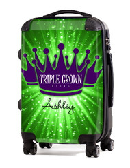 "Triple Crown Elite 24"" Check In Luggage"