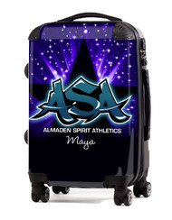 "Almaden Spirit Athletics 24"" Check In Luggage"