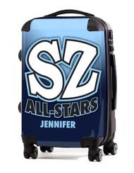 "Sub Zero All Stars 20"" Carry-On Luggage"