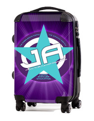 "Cheer and Dance Junior Ambassador 24"" Check In Luggage"