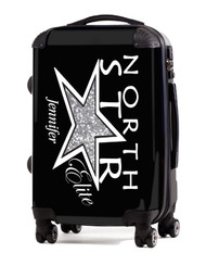 """North Star Elite 20"""" Carry-On Luggage"""